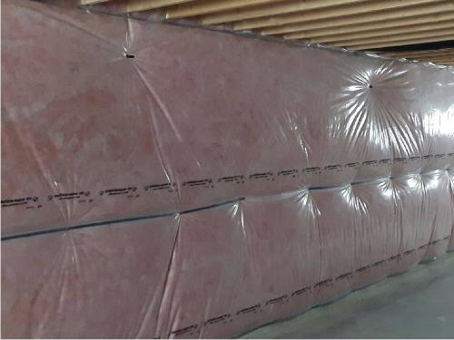 insulating basement