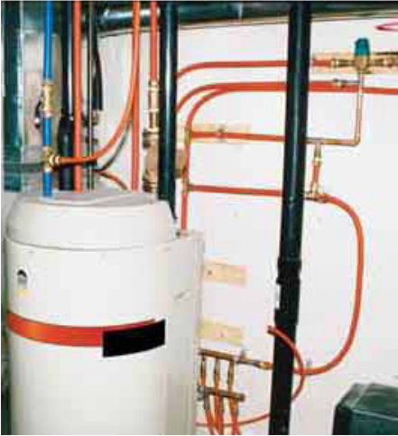 Kitec Plumbing inspection