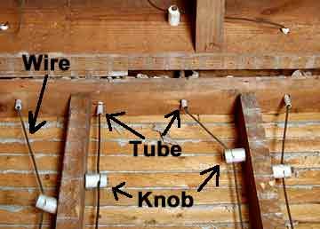 knob and tube