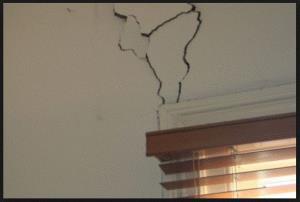 structural cracks