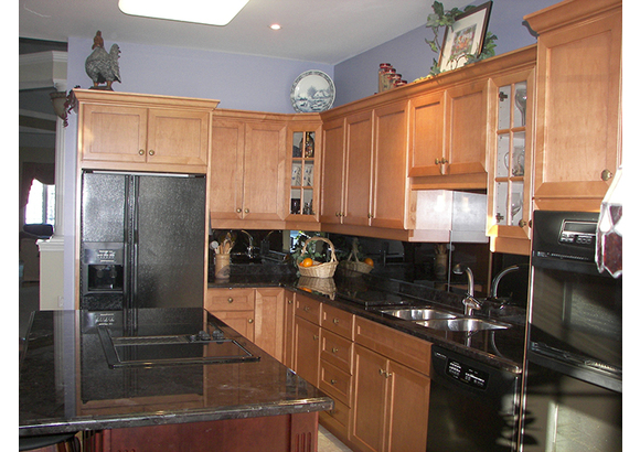 ... their cabinets. Other than re-painting them, have them replaced entirely or a more extensive re-modeling, you can achieve a brand new looking kitchen ...