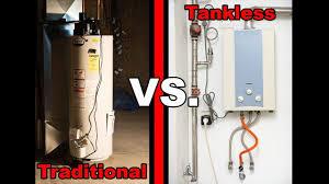 tank vs tankless