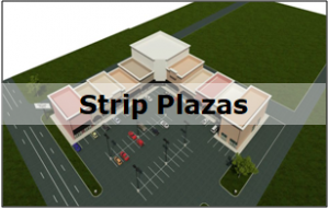 strip plaza