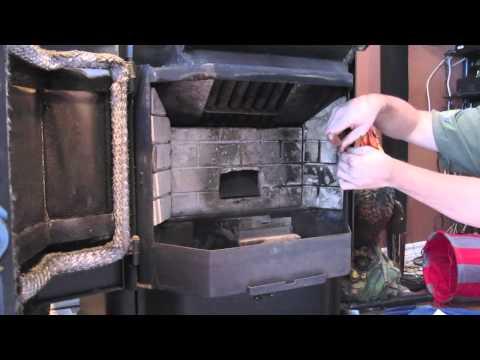 pellet stove maintenance